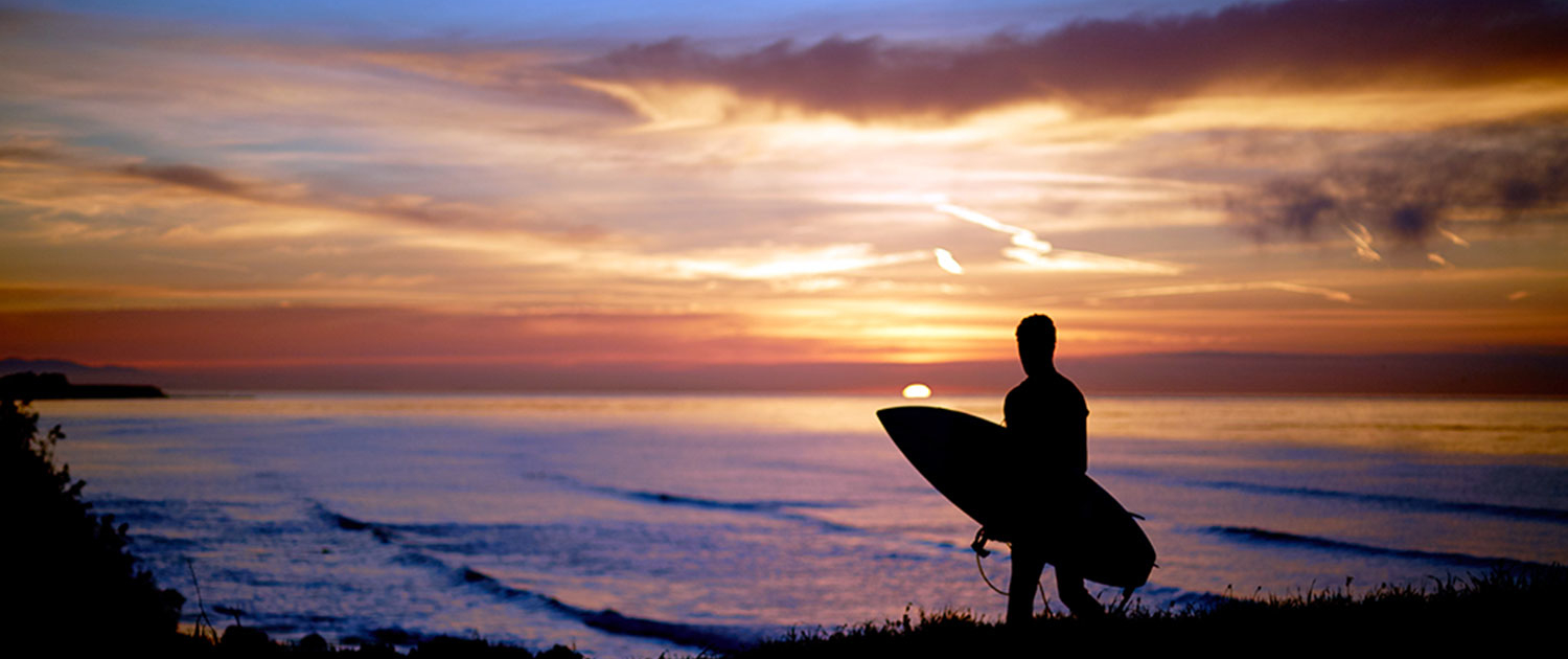 The Beauty of Sunrise Surfing