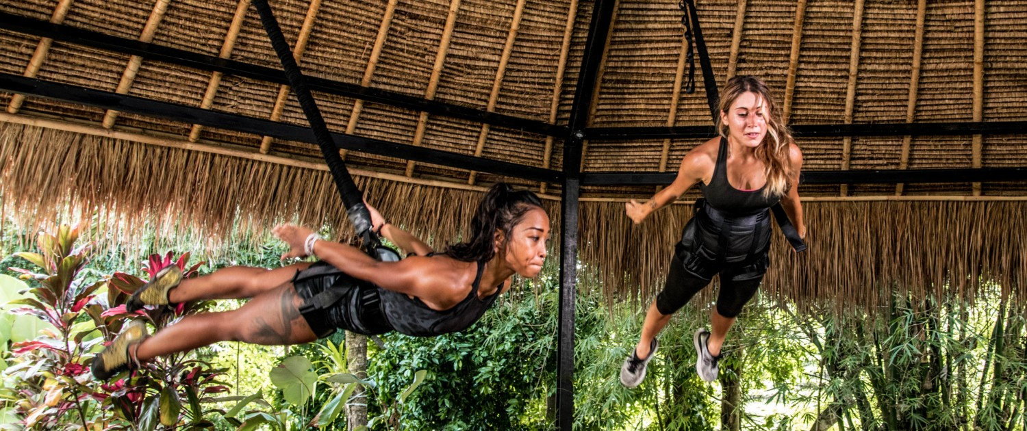 Bungee fitness - What is it all about?